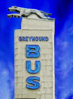 Greyhound Bus Stations
