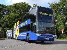 The History of megabus